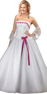 Plesové šaty, 2011/2012, společenské šaty