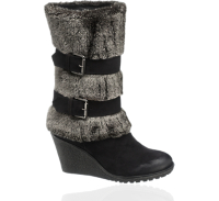 Zimní boty 2012 - trendy na letošní zimu